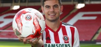 Sheff Utd sign Brentford captain for club record fee