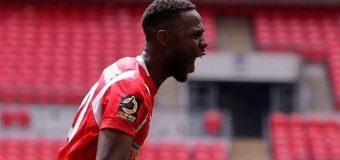Match report: Salford 2-0 Stevenage